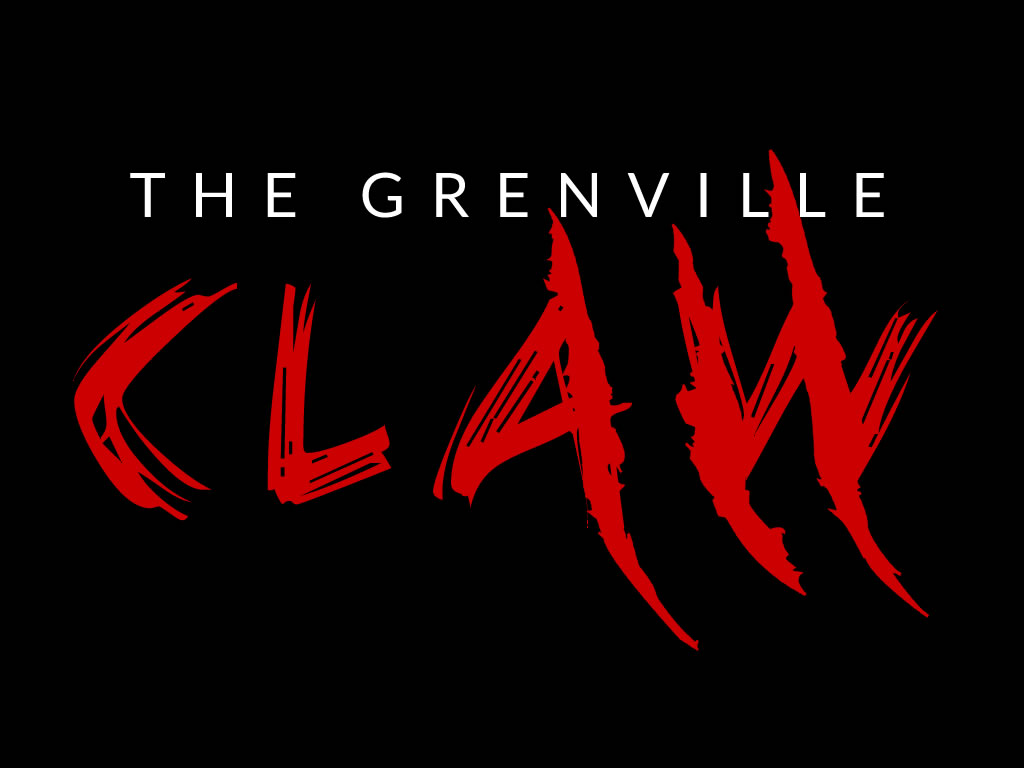 Logo Design - The Grenville Claw